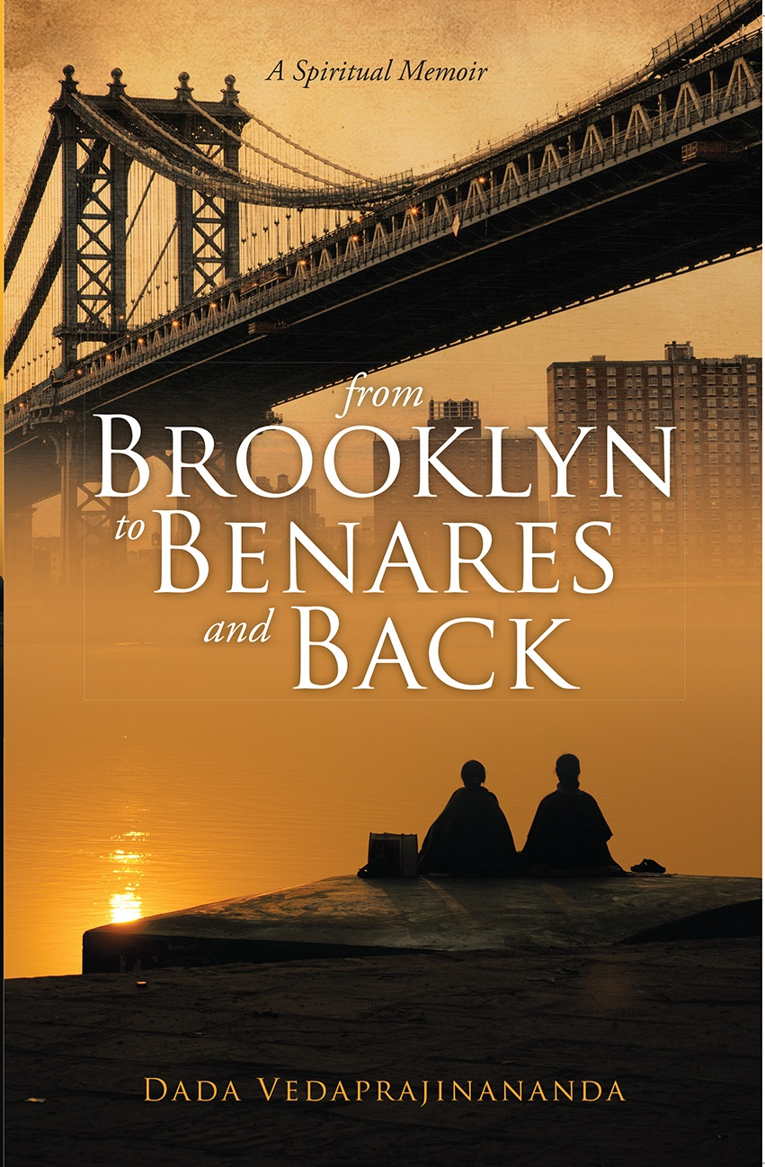 Brooklyn to Benares and Back, book cover